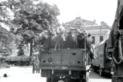 803 Willemsplein, 1945