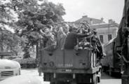 804 Willemsplein, 1945