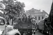 805 Willemsplein, 1945