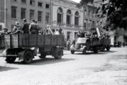 806 Willemsplein, 1945