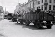 807 Willemsplein, 1945