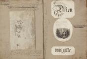 2-0001 Vertrek van Q.M.R. Ver Huell op de Vlieg naar de Oost - Urn , [1828-1896]