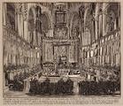 3827 Afbeelding van het NoordHollandsch Sinode [...] te Amsterdam, 1738