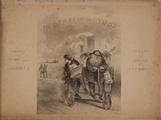 4209-0001 In den rook des tijds: schetsen uit de portefeuille van Alexander V.H., 1855