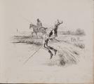 4219-0017 Pas op het lijntje ....vissertje, 1849