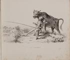 4219-0019 Een liefhebber, 1849