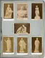 4324-0002 Ajax d. Patroklus a.d. Kampfe trag , Thorwaldsen , Mercurius nach Thorwaldsen , Ganymedes nach Thorwaldsen , ...