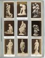 4324-0007 Paul en Virginie, Cauer , Dornauszieher, original Rom. Antik , Knöchelspielerin, original Berlin, Antik , ...