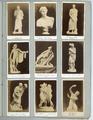 4324-0008 Aristides, original Rom , Venus von Milo, original Paris, Antik , Demosthenes, original Rom , Apollo von ...