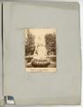 4324-0012 Fontana sul Monte Pincio. Roma , 1872