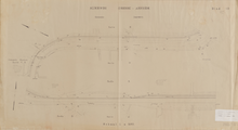 443-0008 Rijksweg Grebbe-Arnhem, van deze weg te Doorwerth en Oosterbeek : blad 19, 1930-1935