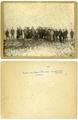 1145-0111 Groepsfoto tijdens de jacht, 1909