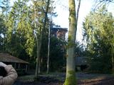 469 watertoren op landgoed Deelerwoud nog steeds in gebruik voor de watervoorziening van gebouwen op het landgoed, 07-02-2008