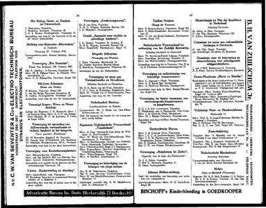Adresboek van de Gemeente Dordrecht. 1934 samengesteld uit het bevolkingsregister der Gemeente, bijgewerkt tot 26 ...